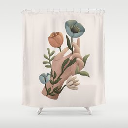 Do good Shower Curtain