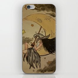 Witchy Woman iPhone Skin