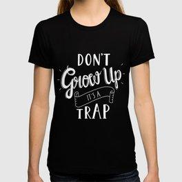 My version dark T-shirt