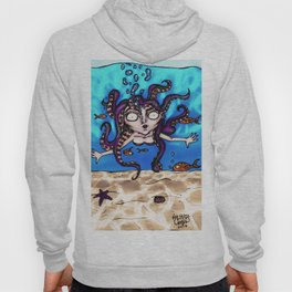 Octopus Hair Hoody