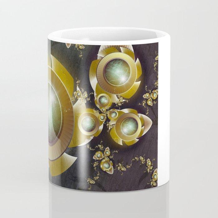 Ninja stars Coffee Mug
