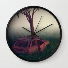 I Lied Wall Clock