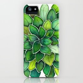 Leaves of Me iPhone Case