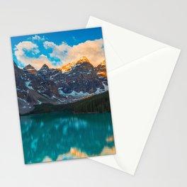 Moraine Lake Banff National Park Canada Ultra HD Stationery Cards