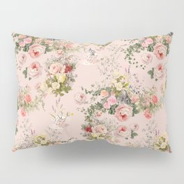 Pardon Me There's a Bunny in Your Tea Pillow Sham