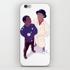 when old we are iPhone & iPod Skin