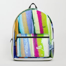 Color lines Backpack
