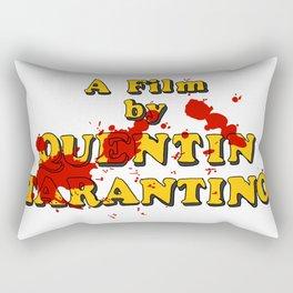 A Film By QT Rectangular Pillow