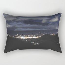 Horizon Lights Rectangular Pillow