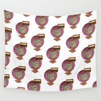 walrus Wall Tapestries featuring Walrus by Imanol Buisan