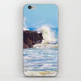 Crashing Tide iPhone Skin