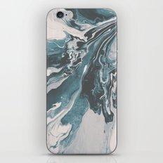 Teal (soul mate) iPhone & iPod Skin