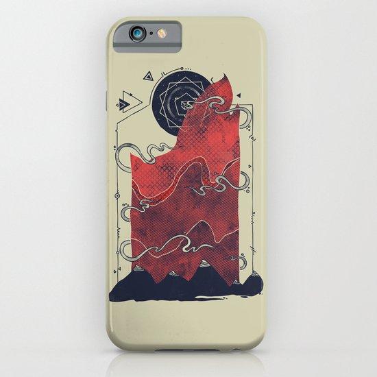Northern Nightsky iPhone & iPod Case