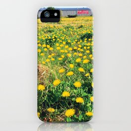 Childhood For Lease iPhone Case