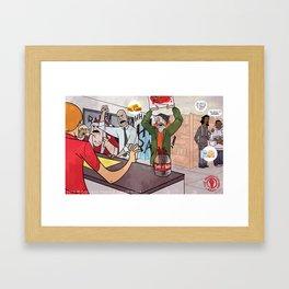 2013 D.O.T (Death Of Twinkies) Framed Art Print