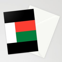Mg Flag Stationery Cards