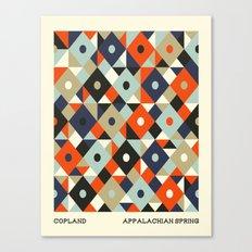 Appalachian Spring - Copland Canvas Print