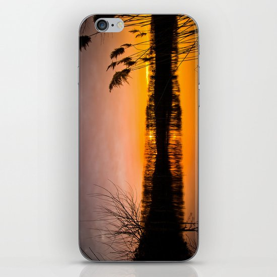 Manasquan Sunset iPhone & iPod Skin