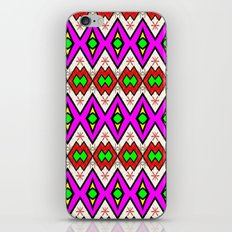 Harmonica Case iPhone & iPod Skin