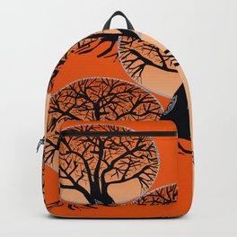 Fall Trees Backpack