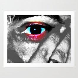 Eyeful Art Print