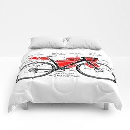 Bikepacking Comforters