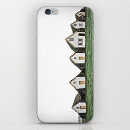 home iPhone Skin