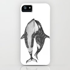 Killer Whales? iPhone (5, 5s) Slim Case