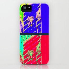 Hot N Cold Gangster iPhone Case