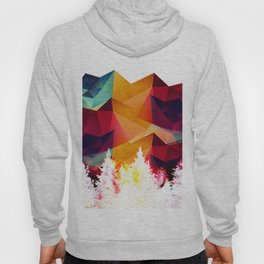 Forest made of color Hoody