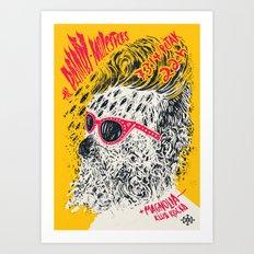 The Bambi Molesters Art Print
