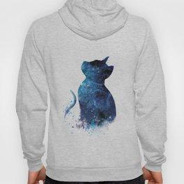 Blue Cat Hoody