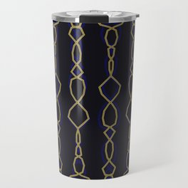 Geometric pattern B1 Travel Mug