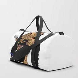 Asap Rocky Ft Bape Duffle Bag