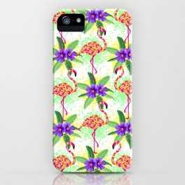 Tropical Party iPhone Case