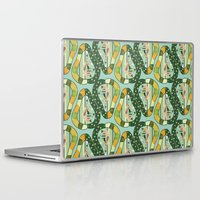 pear Laptop & iPad Skins featuring PEAR by SEUNGEUN LEE