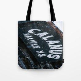 Calanus 1 Tote Bag