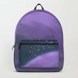 Purple Moon Backpack