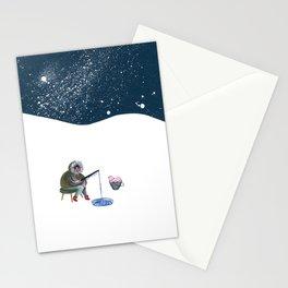 Shellfisherwoman Stationery Cards