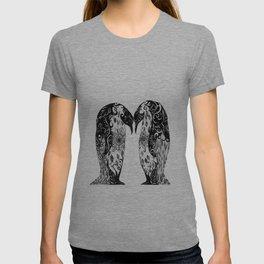 Penguin Couple T-shirt