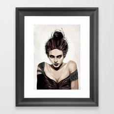Mother, dear Framed Art Print