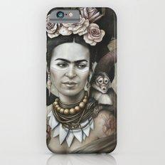 Hommage à Frida Kahlo 3 iPhone 6s Slim Case