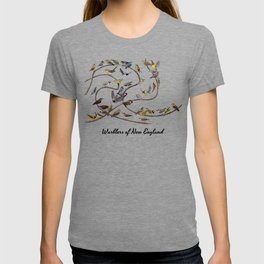 Warblers of New England T-shirt