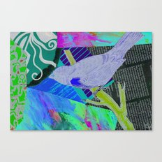 your bird can sing Canvas Print