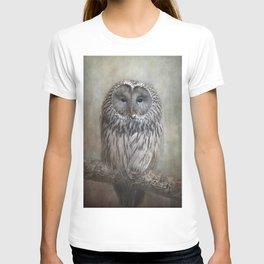 Ural Owl ( Grey owl ) T-shirt