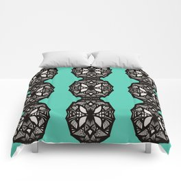 Beads of Paradise Comforters