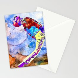 Freddie Painting Stationery Cards