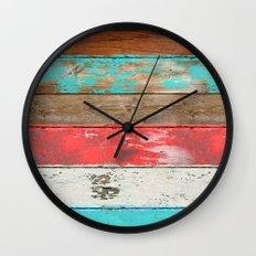 Eco Fashion 2 Wall Clock