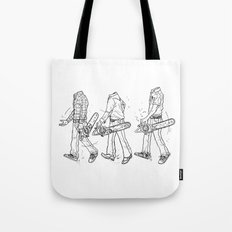 TERA MELOS - Chainsaw Men Tote Bag