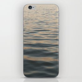 The Waters of Whiterock iPhone Skin